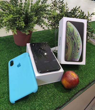 IPhone XS 256 space gray Neverlock Гарантия до 12 мес Магазин