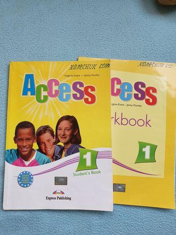 Оригинал! Access 1 учебник книга английского языка