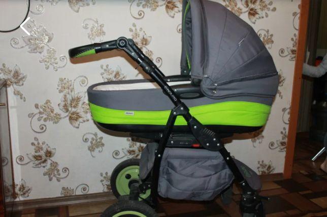 Продам коляску 2 в 1 Adamex Enduro