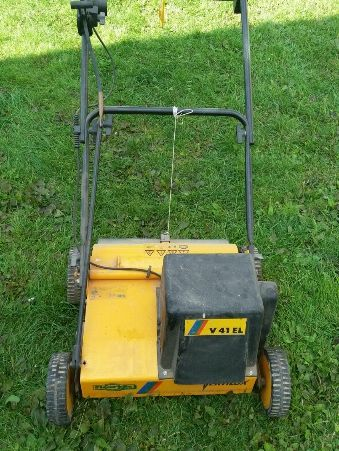 Napowietrzacz trawnika i glebogryzarka