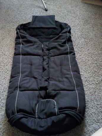 Śpiwór śpiworek do wózka na zimę