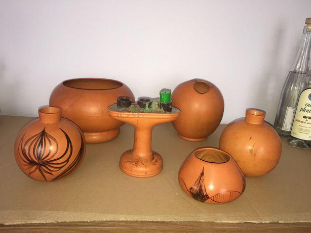 Pomarańczowa glinka z Egiptu