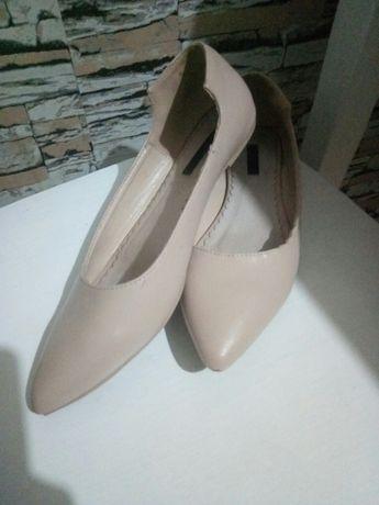 Туфли лодочки, балетки 40 размер