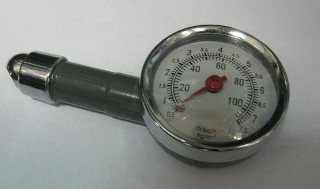 Ciśnieniomierz do kół samochodowych /metalowy