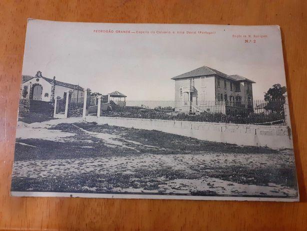 2 postais de Pedrogão grande de 1909