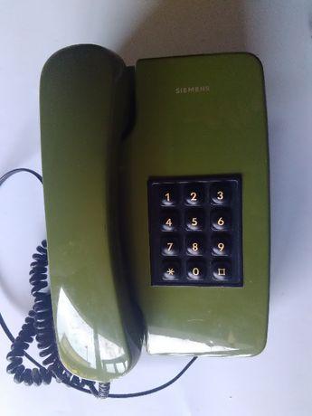 Telefones cores, normais e com comutação para centrais analógicas