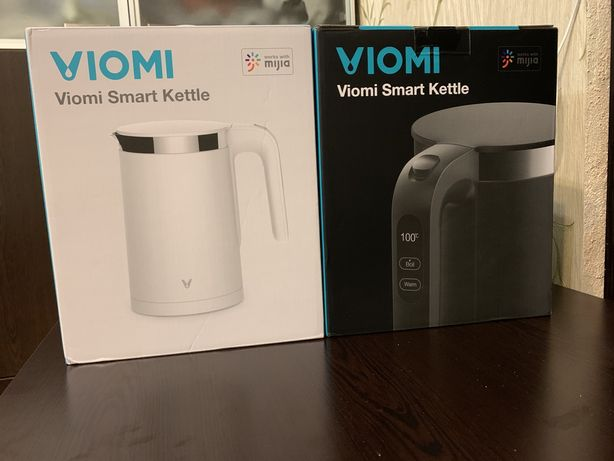 Электрочайник XIAOMI Viomi Smart Kettle white