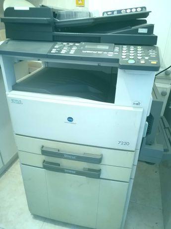 Fotocopiadora e impressora