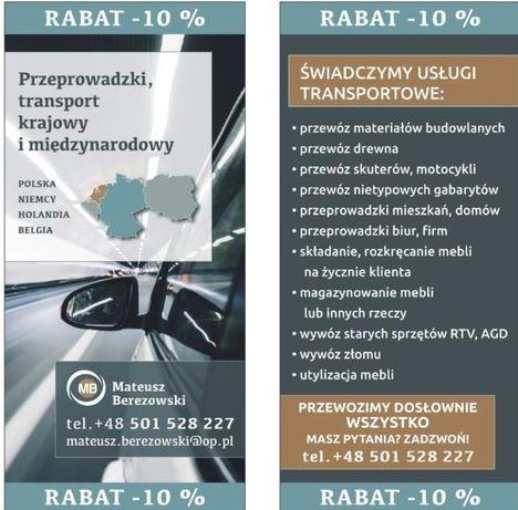 Transport Rzeczy, Przeprowadzki, UTYLIZACJA