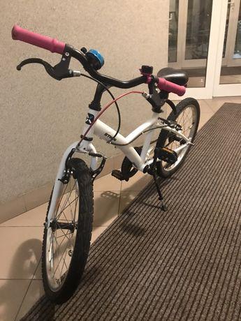 Rower Btwin Misti Girl 300 20 cali dla dziewczynki