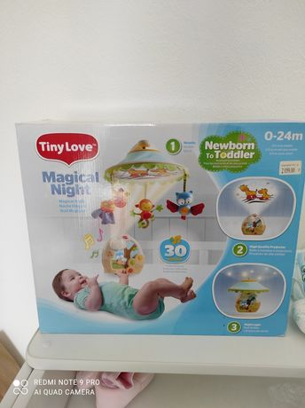 Продам детский мобиль Tinylove