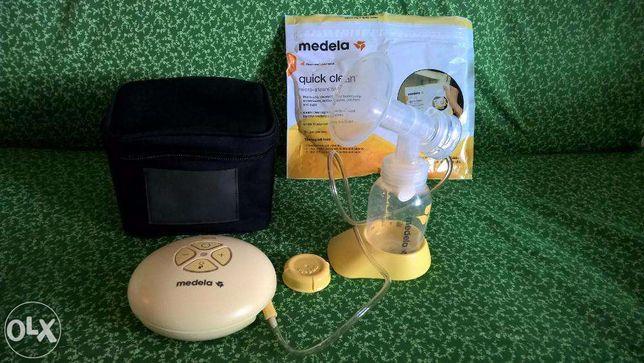 Электрический молокоотсос Medela (Медела) двухфазный Swing