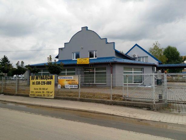 Bielsko-Biała Londzina 51  strefa przemysłowa PU 15a budynek 380m2