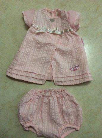 Набор одежды для куклы пупса Baby Annabell оригинал Zapf Creation