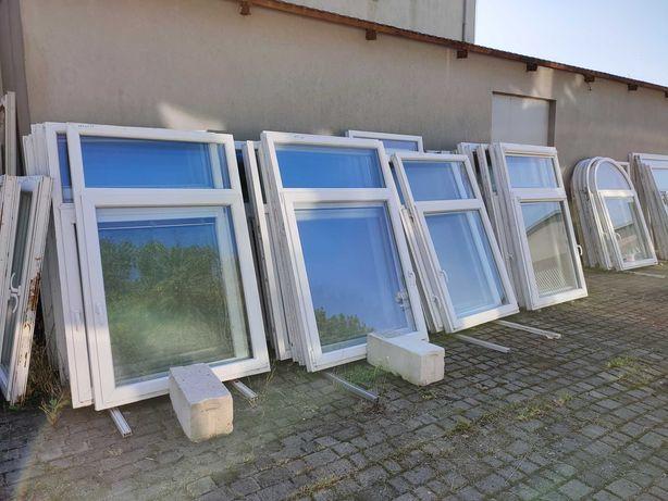 Okno PCV sześciokomorowe jednoskrzydłowe