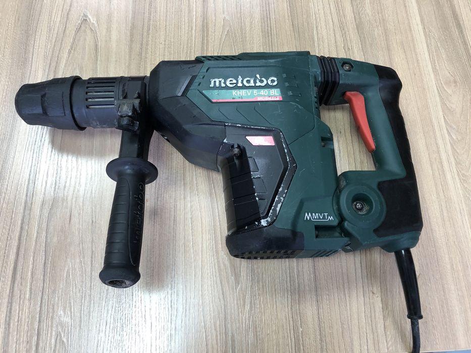 Metabo KHEV 5-40 BL / безщітковий перфоратор SDX Max Ровно - изображение 1