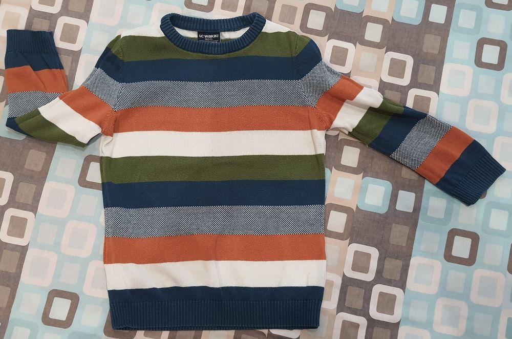 Котоновый свитер LC Waikiki, 104-116р. Днепр - изображение 1