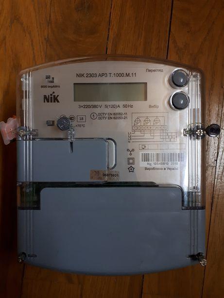 Електролічільник NIK 2303 AP3T.1000.M