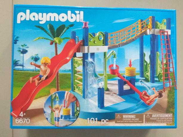 Nowy zestaw Playmobil 6670 Park wodny - przesyłka gratis!!!