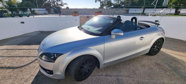 Audi TT 2.0 TFSI Cabrio