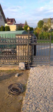Montaż/Serwis automatyki do bram, Instalacje elektryczne