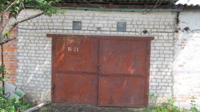Продам гараж на ЛВАУШ кооп.Авиатор