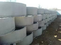 Ж/Б кольца, бетонные кольца от производителя хорошего качества