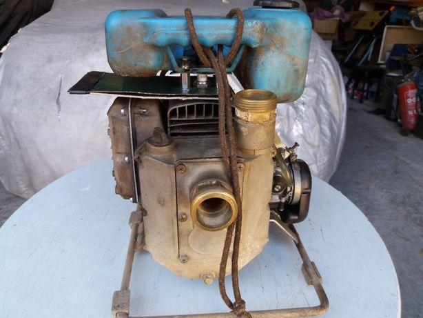 Motor rega a gasolina