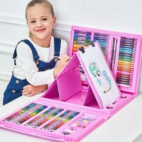 Детский набор для творчества 208 предметов! БЕЗ ПРЕДОПЛАТ! (12321hbf)