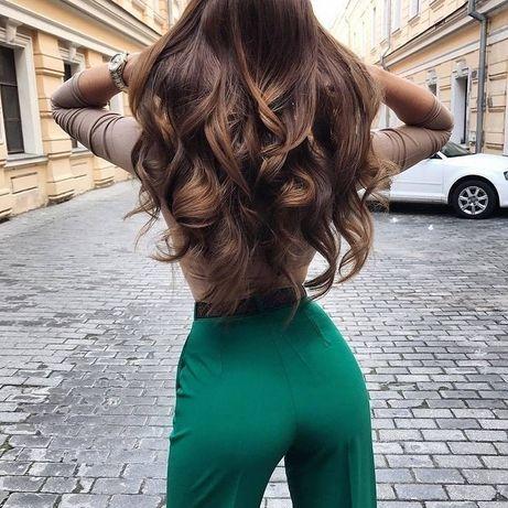 Наращивание,продажа волос.капсулирование.снятие
