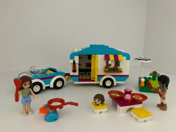 Конструктор LEGO Friends Летний фургон (41034) LEGO. Оригинал