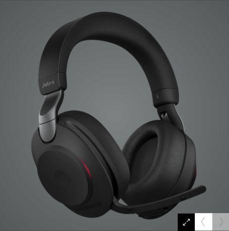 Bezprzewodowe słuchawki nauszne jabra evolve2 85 nowe okazja !