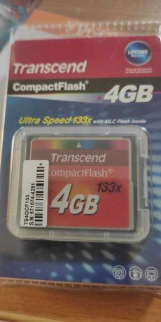 карта памяти Transcend 4 GB