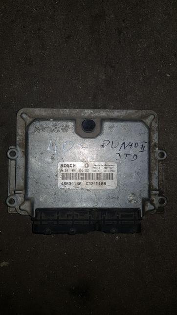 Komputer sterownik silnika Fiat Punto 2