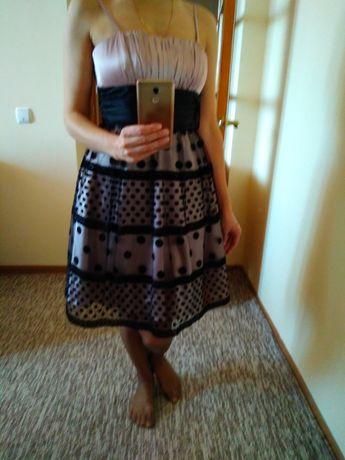 Стильное нарядное платье Италия
