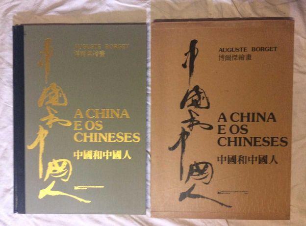 A China e os Chineses Auguste Borget Instituto Cultural de Macau