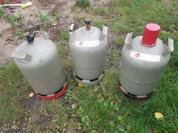 Butle gazowe propan butan