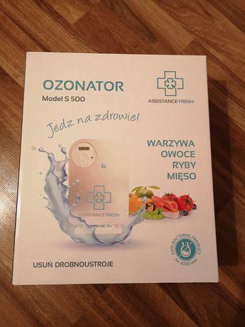 Ozonator s500 nowy!