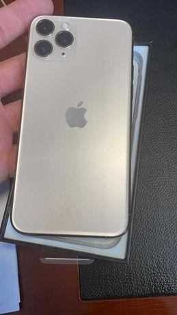 Iphone 11 pro gold 256gb, nowy, nieużywany, gwarancja