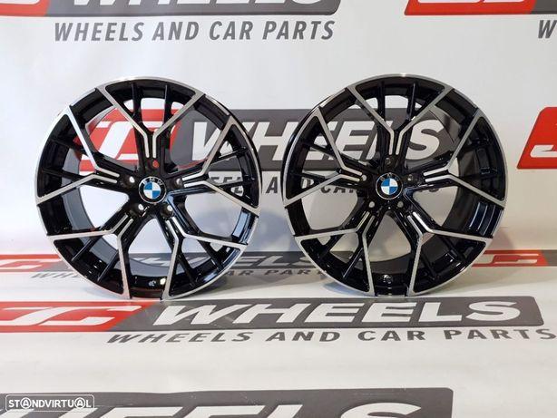Jantes look BMW M8 Comp 811M em 19 5x112