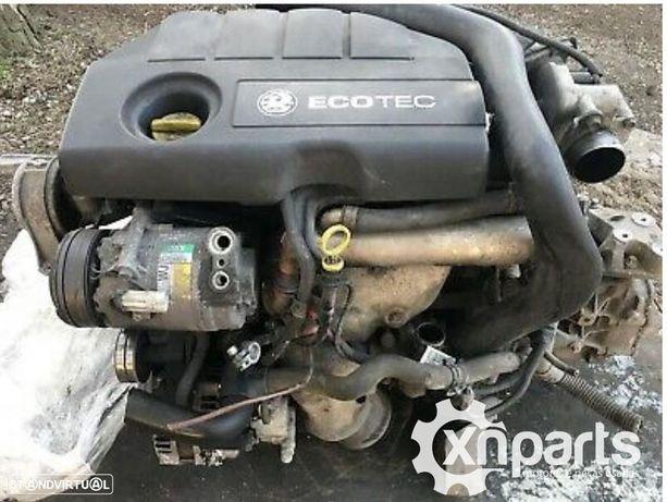 Motor OPEL ASTRA G CLASSIC Caravan (F35) 1.7 CDTI   05.04 - 07.09 Usado REF. Z17...