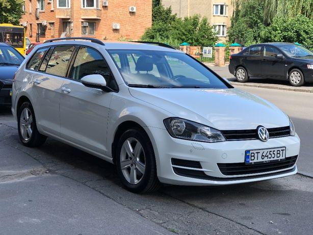 Volkswagen Golf VII Comfortline 2016 EURO6