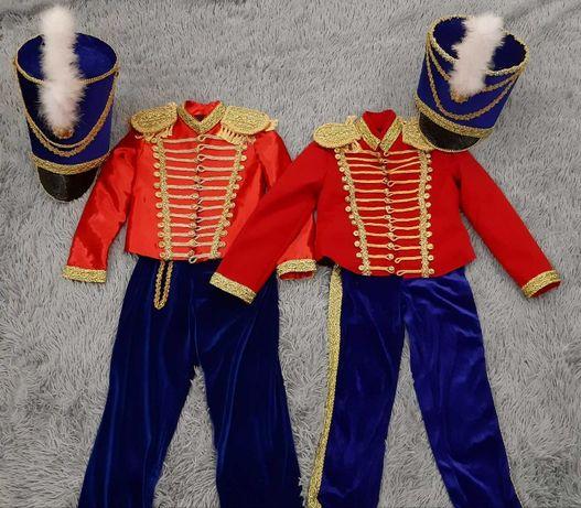 Костюм Гусара (ГУСАР) на мальчика 4-7лет, карнавальный, двойня