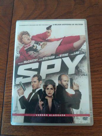 Filme Spy DVD Praticamente Novo