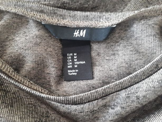 Bluzka damska H&M roz. M
