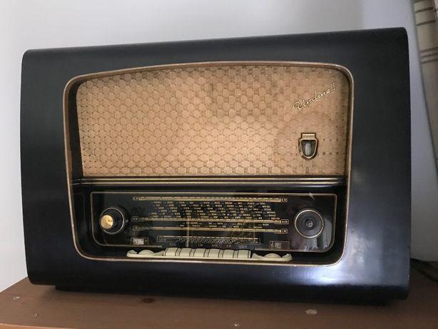 Radio lampowe Undine II, model EAW-Super 8176E