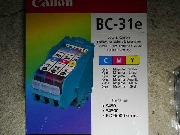 Tinteiros Canon originais e cabeça de impressão + baratos e com oferta