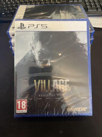 Resident Evil Village Gra PS5 Nowa