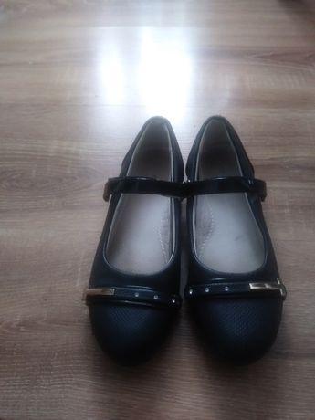 Buty na dziewczynkę