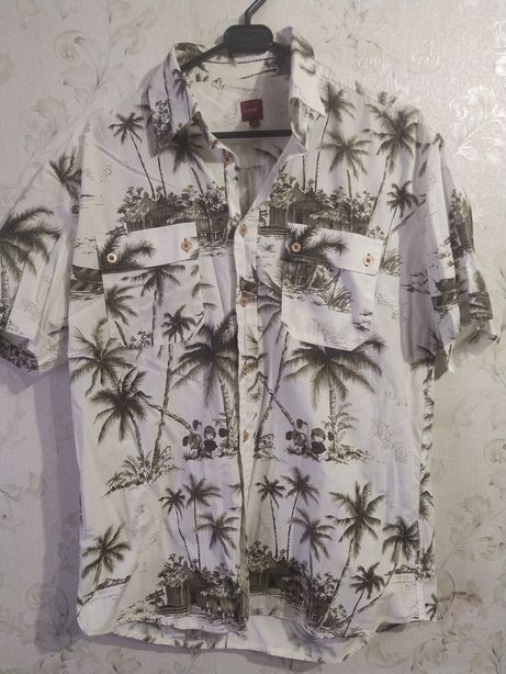 Рубашка мужская MOSAIC